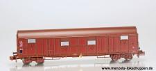 Trains 160 16010 SNCF gedeckter Güterwagen 4-achs Ep.4