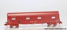 Trains 160 16012 SNCF gedeckter Güterwagen 4-achs Ep.4/5