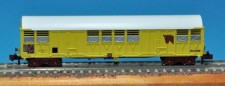 Trains 160 16019 SNCF gedeckter Güterwagen 4-achs Ep.4/5