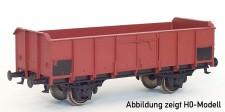 MW-Modell N-IT-408a FS offene Güterwagen-Set 2-tlg Ep.3a