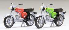 Kres 10151 Moped Simson S51 rot / grün
