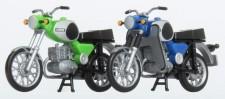 Kres 10251 MZ TS250 2er Set in grün & blau
