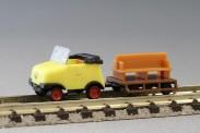Kres 88805 GKR Typ 1 Schienentrabi mit Anhänger