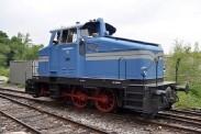 MBW 14500 Henschel Diesellok DH 500