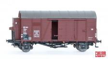 Exact-train 20195 DB gedeckter Güterwagen Ep.3