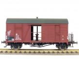 Exact-train 20296 DR gedeckter Güterwagen Ep.4
