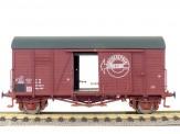 Exact-train 20297 DR gedeckter Güterwagen Ep.4