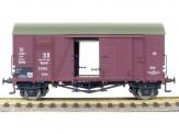 Exact-train 20299 DR-Zone gedeckter Güterwagen Ep.3a