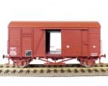 Exact-train 20306 SNCF gedeckter Güterwagen Ep.3