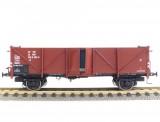 Exact-train 20345 PKP offner Güterwagen Ep.4