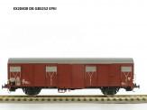 Exact-train 20400 DB gedeckter Güterwagen Ep.4