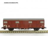 Exact-train 20401 DB gedeckter Güterwagen Ep.3