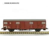 Exact-train 20406 DB gedeckter Güterwagen Ep.4