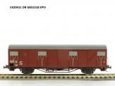 Exact-train 20411 DR gedeckter Güterwagen Ep.4