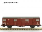 Exact-train 20412 DB gedeckter Güterwagen Ep.5