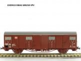 Exact-train 20413 DB gedeckter Güterwagen Ep.5