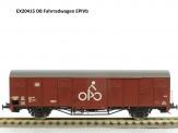 Exact-train 20415 DB gedeckter Güterwagen Ep.4