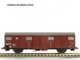 Exact-train 20416 DB gedeckter Güterwagen Ep.4
