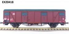 Exact-train 20418 DB gedeckter Güterwagen Ep.4a