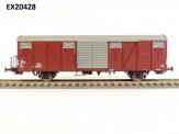 Exact-train 20428 SBB gedeckter Güterwagen Ep.4