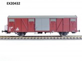 Exact-train 20432 SBB gedeckter Güterwagen Ep.4