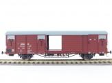 Exact-train 20478 DR gedeckter Güterwagen Ep.4