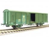 Exact-train 20489 DB gedeckter Güterwagen Ep.4
