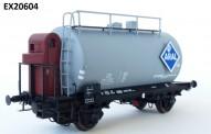 Exact-train 20604 DB Aral Kesselwagen 2-achs Ep.3b