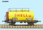 Exact-train 20609 DB Shell Kesselwagen 2-achs Ep.3b