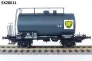 Exact-train 20611 DB BP Kesselwagen 2-achs Ep.3b