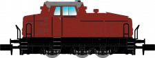 NME 123304 Diesellok DHG 700C dunkelrot Ep.3-6