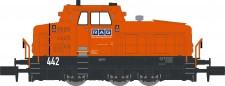 NME 123500 RAG Diesellok DHG 500C Ep.5