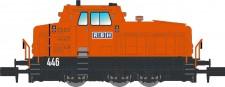 NME 123600 RBH Diesellok DHG 500C Ep.6