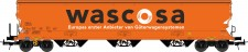 NME 508690 Wascosa Getreidesilowagen 4-achs Ep.6