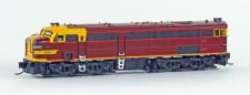 Gopher Models G44001 NSWGR Diesellok 44 Class Ep.3