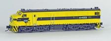 Gopher Models G44006 SSR Diesellok 44 Class Ep.5/6