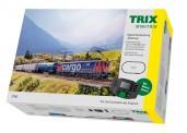 Trix 11141 SBB Digital Startset Güterzug Ep.6
