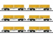 Trix 15075 AAE Containertragwagen-Set Ep.6