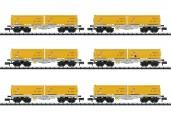 Trix 15075 AAE Containertragwagen-Set Ep.6