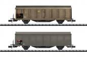Trix 15307 SBB Schiebewandwagen-Set 2-tlg Ep.5