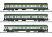 Trix 15372 SNCF Personenwagen-Set 3-tlg Ep.4