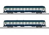 Trix 15373 SNCF Personenwagen-Set 2-tlg Ep.4