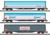 Trix 15375 SNCF Güterwagen-Set Rils Ep.5