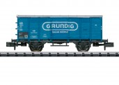 Trix 15397 DB gedeckter Güterwagen Gr20 Ep.3
