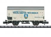 Trix 15398 DB gedeckter Güterwagen Gr02 Ep.3