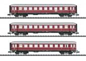Trix 15405 DB Eilzugwagen-Set 3-tlg Ep.3