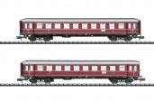 Trix 15406 DB Eilzugwagen-Set 2-tlg Ep.3