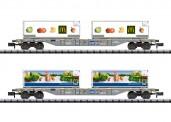 Trix 15488 SBB-Cargo Containertragwagen-Set 2-tlg.