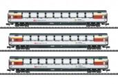 Trix 15674 SBB Panoramawagen-Set 3-tlg Ep.6