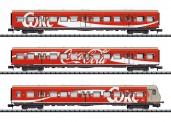 Trix 15708 DB S-Bahn Personenwagen-Set 3-tlg Ep.5